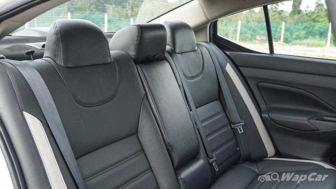 2020 Nissan Almera 1.0L VLT Interior 035