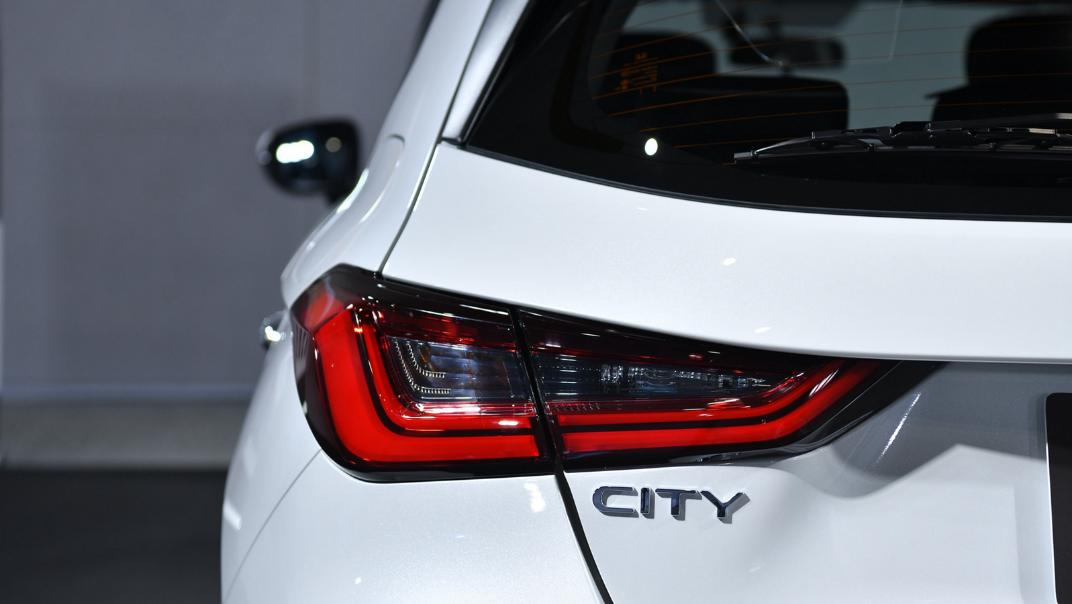 2021 Honda City Hatchback International Version Exterior 032
