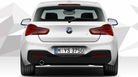BMW 1 Series (2019) Exterior 004