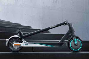 Xiaomi releases Mercedes-AMG Petronas F1 Team scooter; Lewis' new pitlane ride