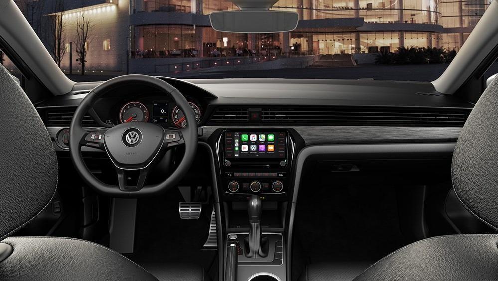2020 Volkswagen Passat Interior 001