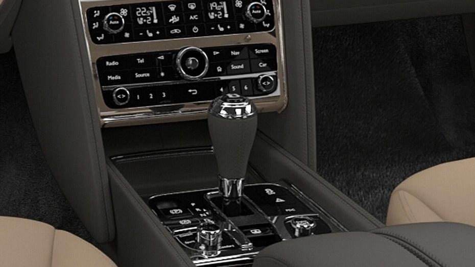 Bentley Mulsanne (2017) Interior 005