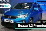 Perodua Bezza facelift 1.3 Premium X 2020 baharu pilihan kami pada RM 43,980