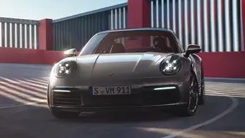 2019 Porsche 911 Carrera S Cabriolet Exterior 001