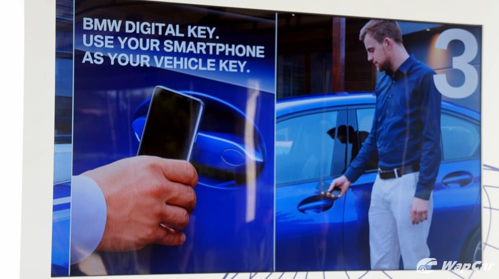 iPhone may finally be able to unlock BMW via Apple CarKey 02