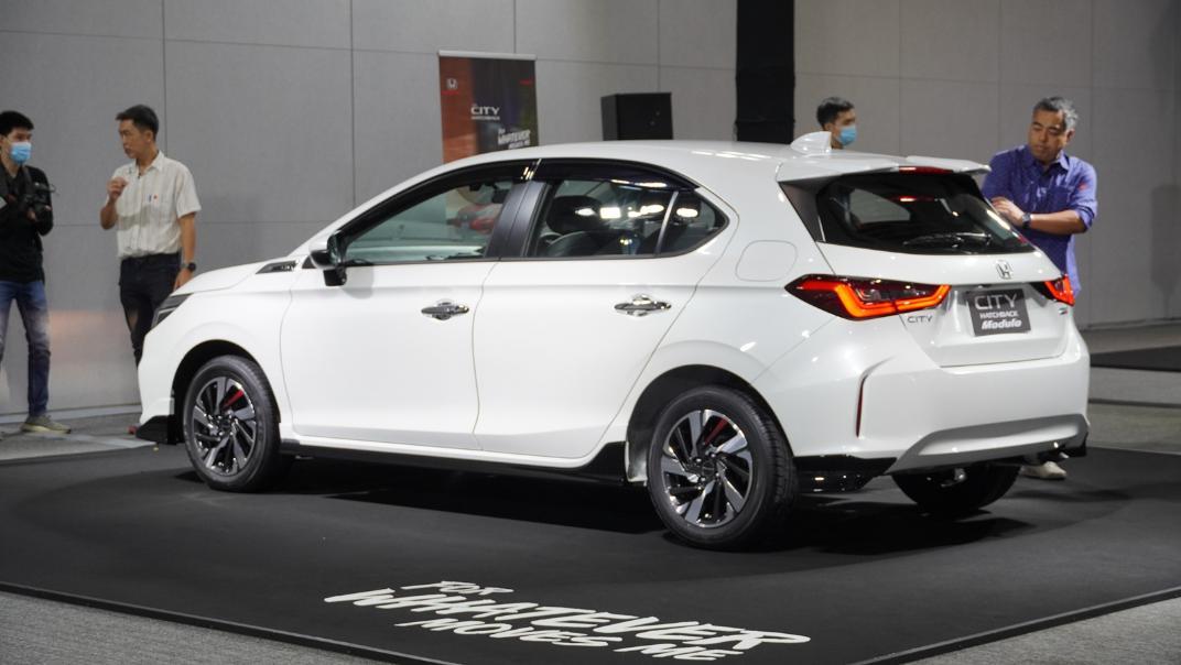 2021 Honda City Hatchback International Version Exterior 071