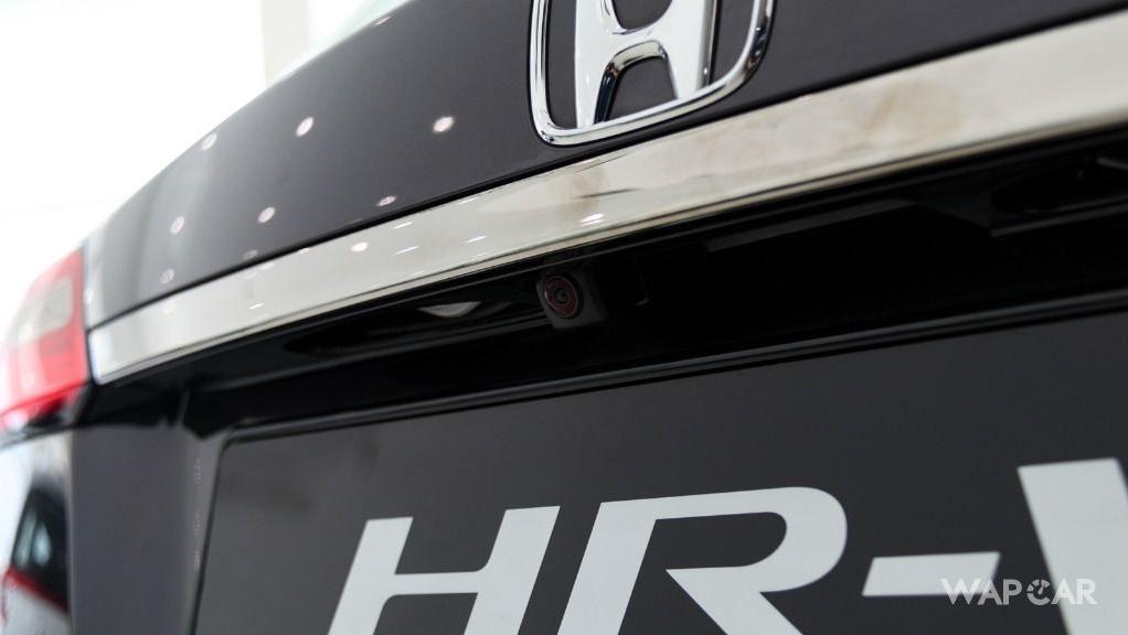 2019 Honda HR-V 1.8 E Exterior 021