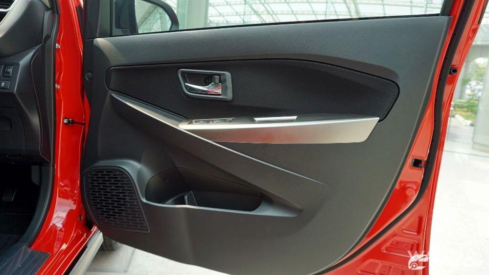 Perodua Myvi (2018) Interior 048