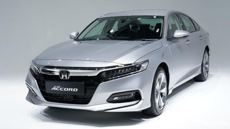 All-new 2020 Honda Accord vs Toyota Camry – Specs comparison 02