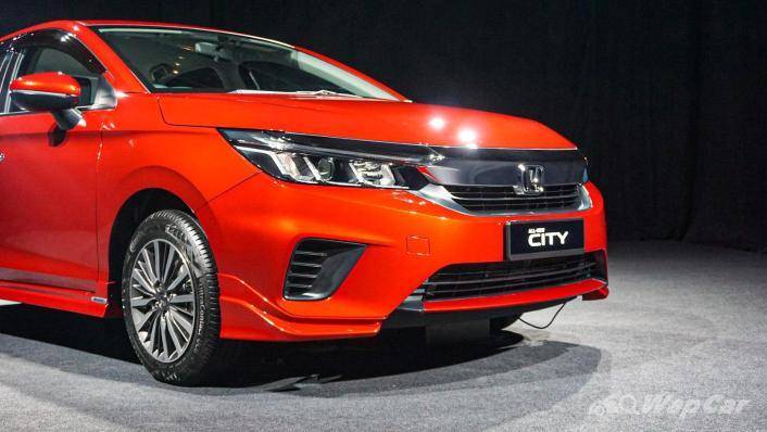2020 Honda City 1.5L E Exterior 009