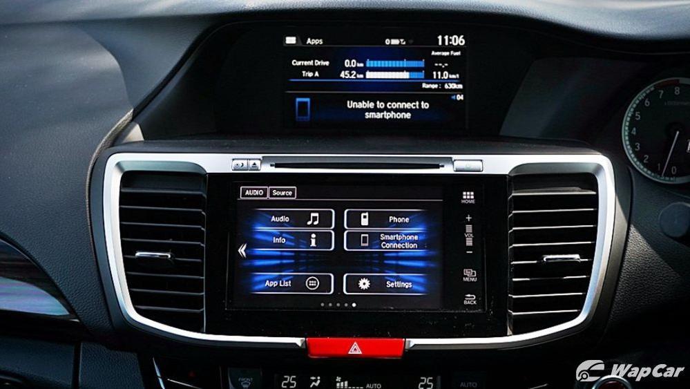 2018 Honda Accord 2.4 VTi-L Advance Interior 053