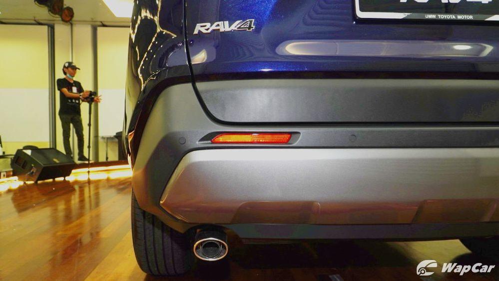 2020 Toyota RAV4 2.5L Exterior 109