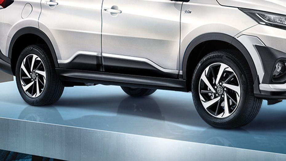 Toyota Rush (2019) Exterior 004