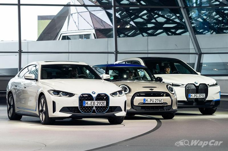 All-electric BMW 5 Series coming soon as BMW ramps up its electrification line-up 02