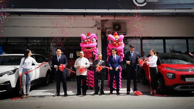 Peugeot and Citroen new 3S centre in Alor Setar