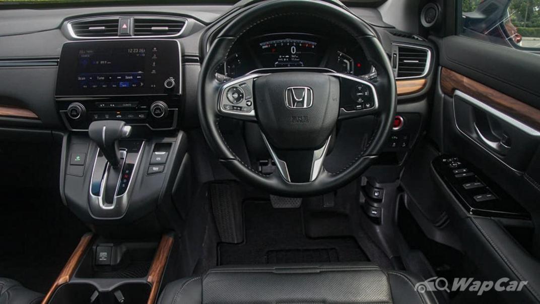 2019 Honda CR-V 1.5TC Premium 2WD Interior 002