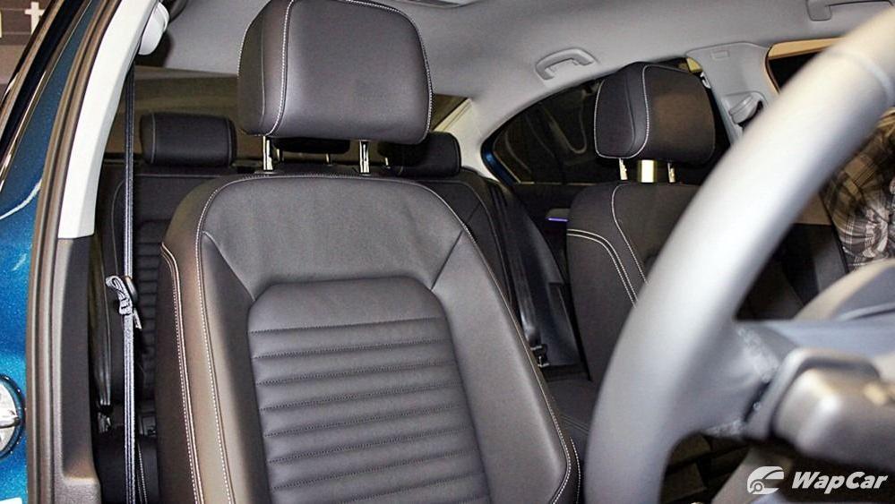 2020 Volkswagen Passat 2.0TSI Elegance Interior 117