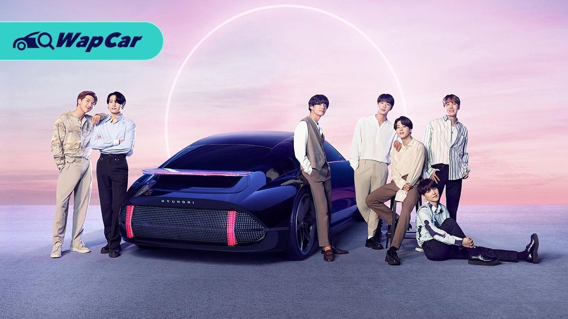Hyundai Ioniq stars in BTS' latest song! 01