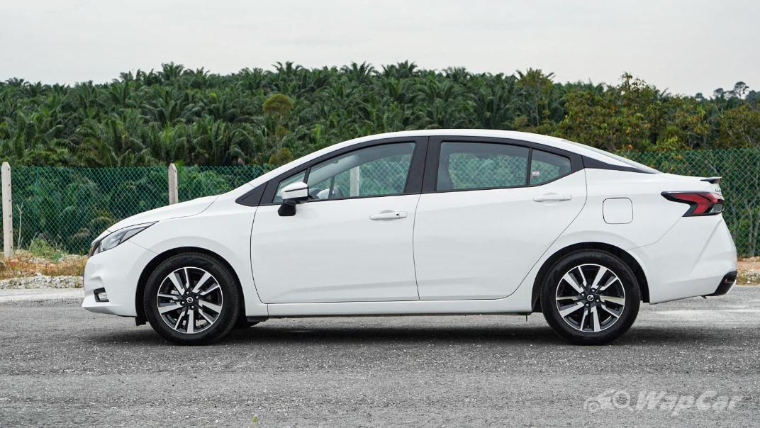 2020 Nissan Almera 1.0L VLT Exterior 008