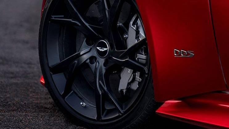 Aston Martin DBS Superleggera (2019) Exterior 007