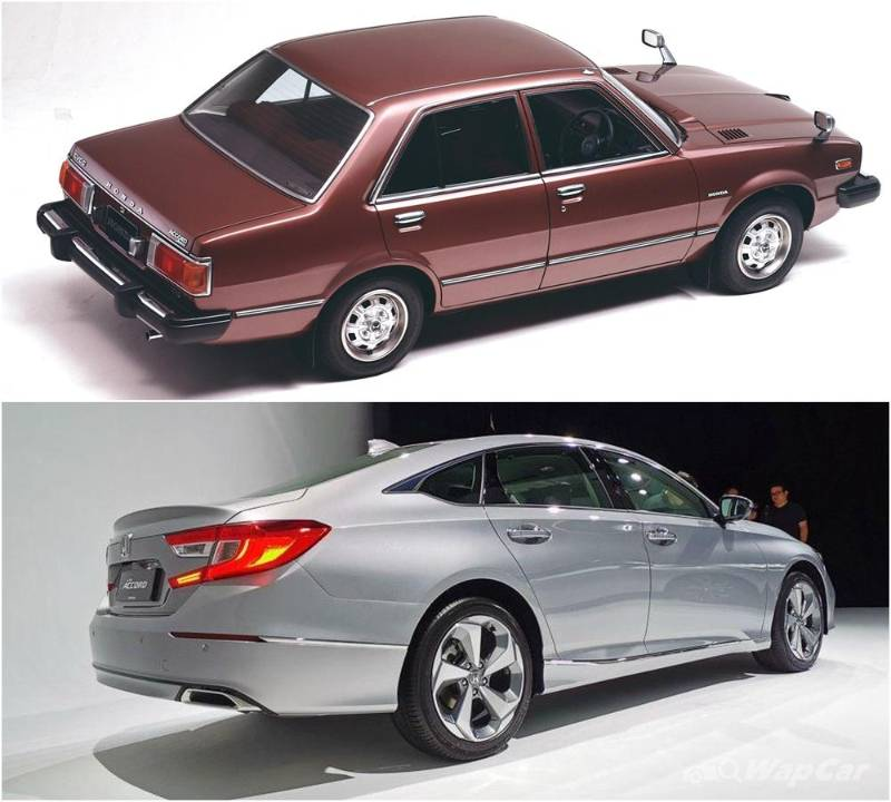 45 years and 10 generations later, we pick the best Honda Accord 02