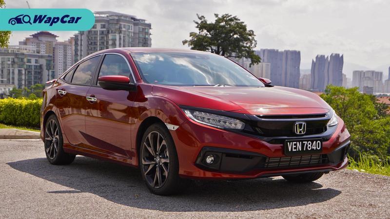 2020 Honda Civic: Berapa gaji minimum untuk memiliki Honda Civic? 01