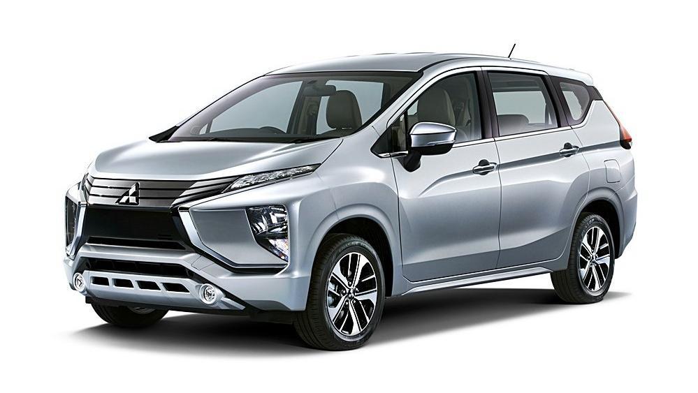 2020 Mitsubishi Xpander Upcoming Version Exterior 034