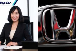 Madoka Chujo, Pengarah Urusan dan CEO wanita pertama Honda Malaysia