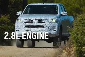 Fernando Alonso samples new 2020 Toyota Hilux facelift