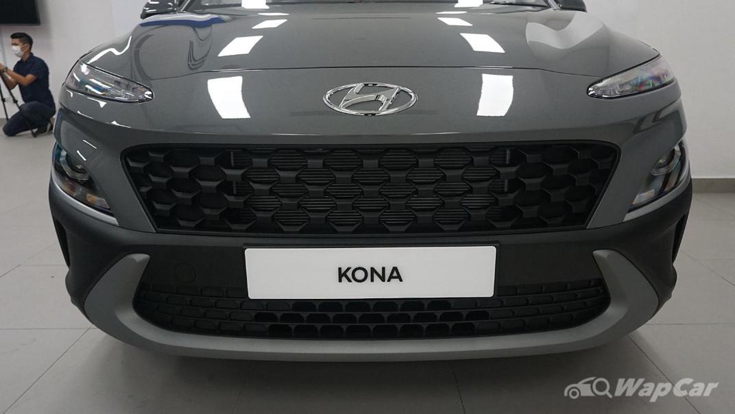 2021 Hyundai Kona 2.0 Standard Exterior 012