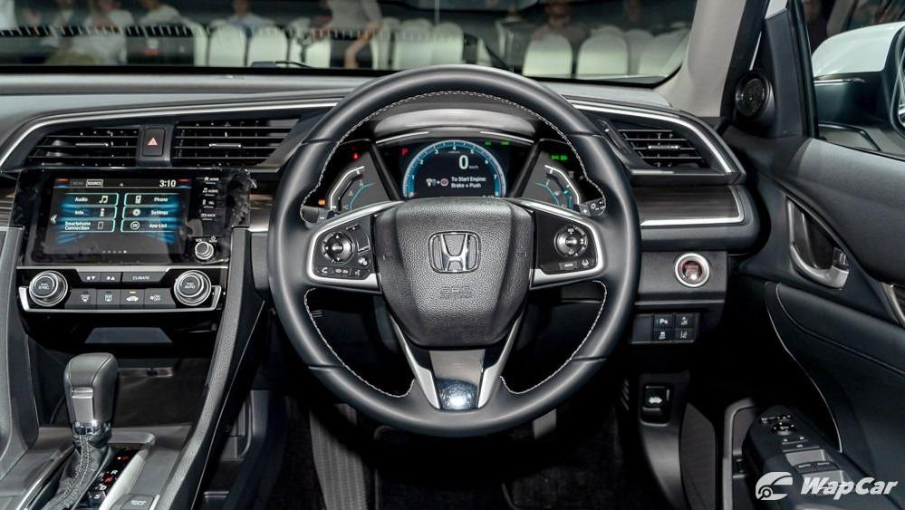 2020 Honda Civic 1.5 TC Premium Interior 071