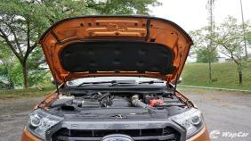 2018 Ford Ranger 2.0 Bi-Turbo WildTrak 4x4 (A) Exterior 001