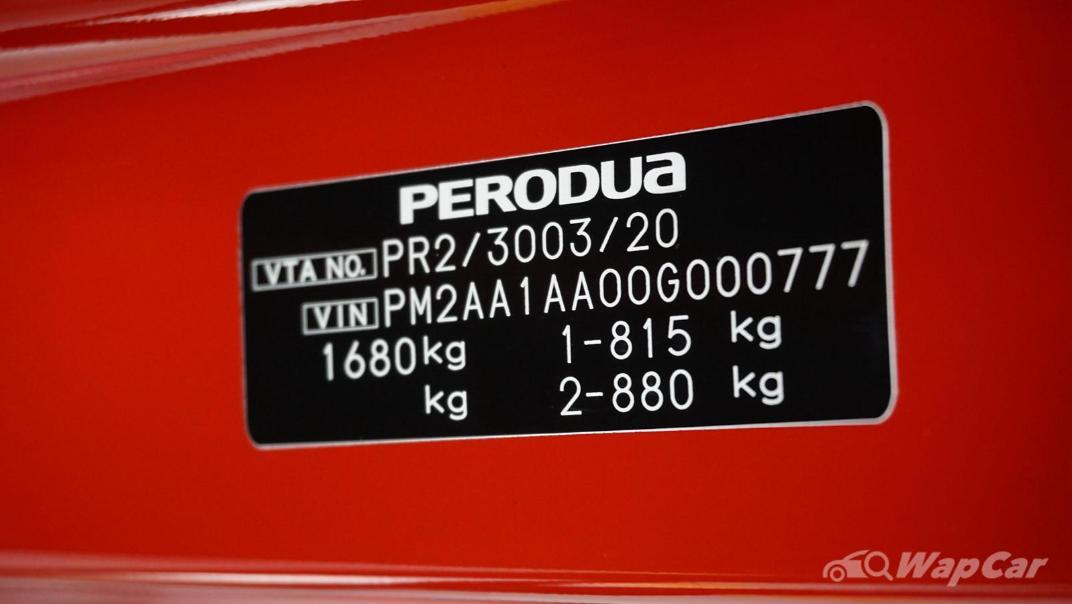 2021 Perodua Ativa 1.0L Turbo AV Others 010