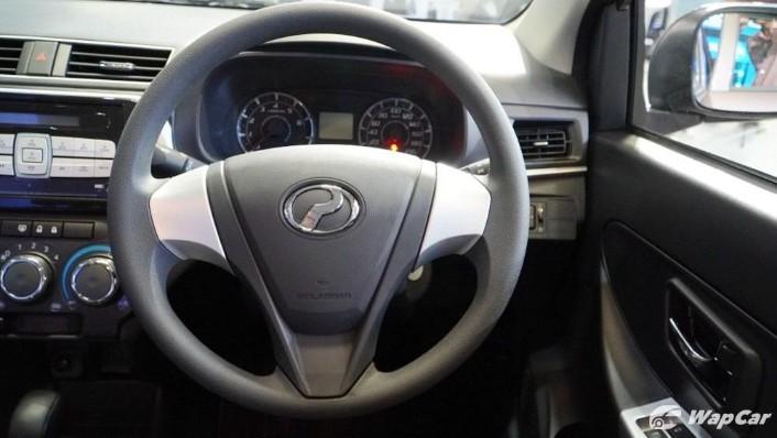 2020 Perodua Bezza 1.0 G (A) Interior 003