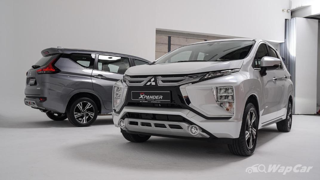 2020 Mitsubishi Xpander 1.5 L Exterior 004