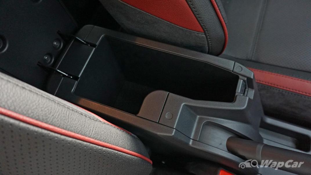2021 Perodua Ativa 1.0L Turbo AV Interior 034