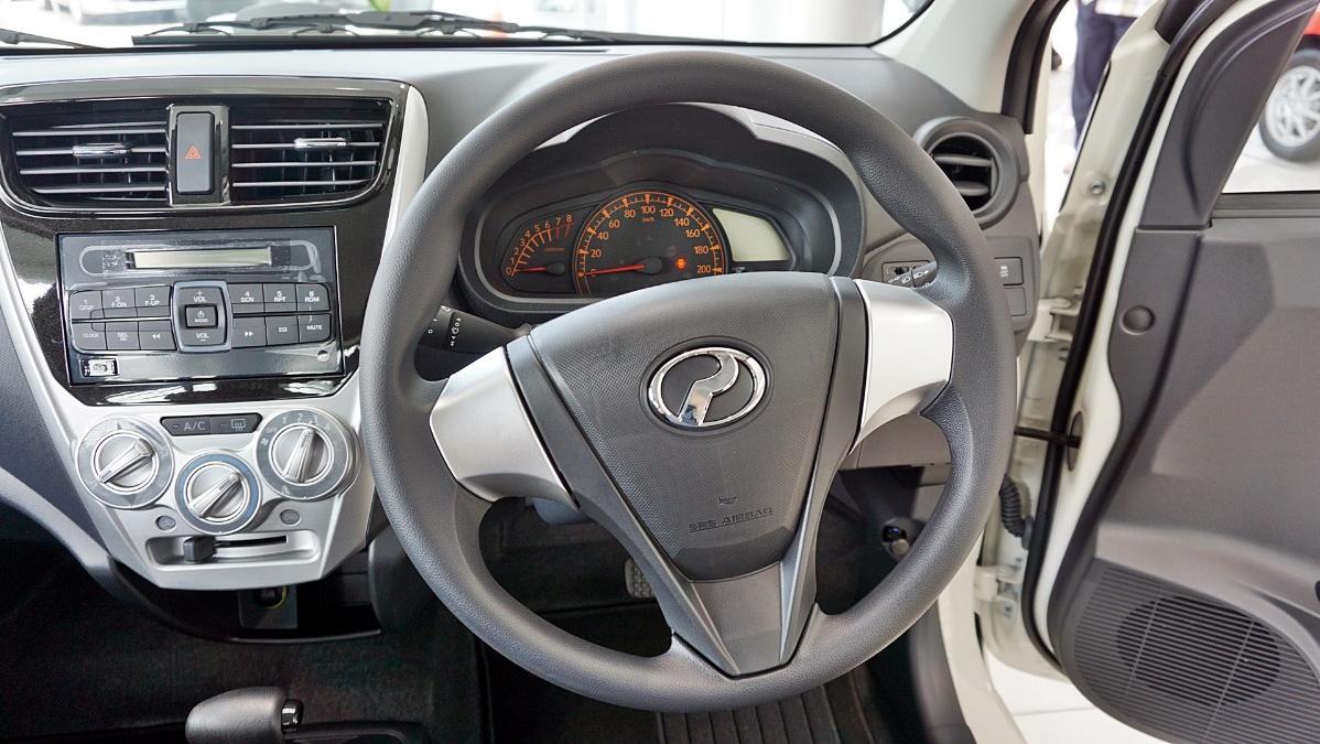 2019 Perodua Axia GXtra 1.0 AT Interior 006