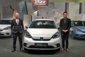 Singapore first in ASEAN to launch the all-new 2021 Honda Jazz