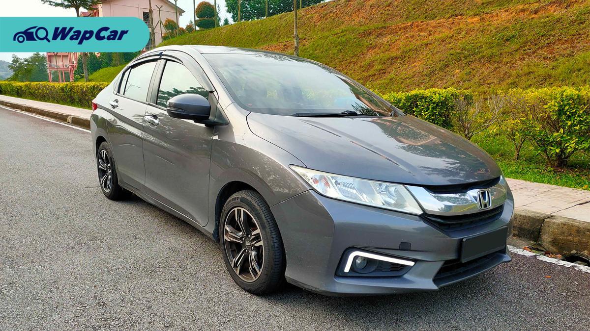 Honda City GM6 2014