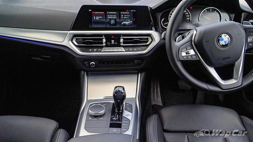 2020 BMW 3 Series 320i Sport Interior 016