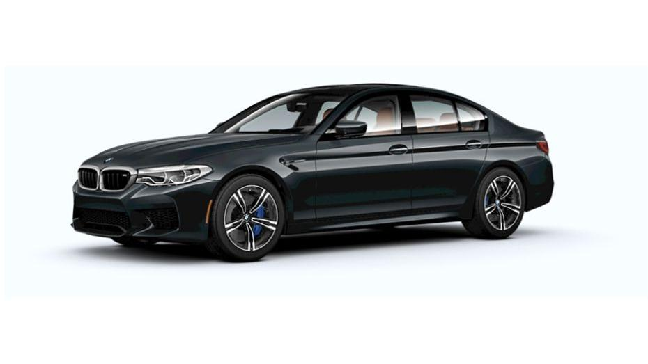 BMW M5 (2019) Others 006