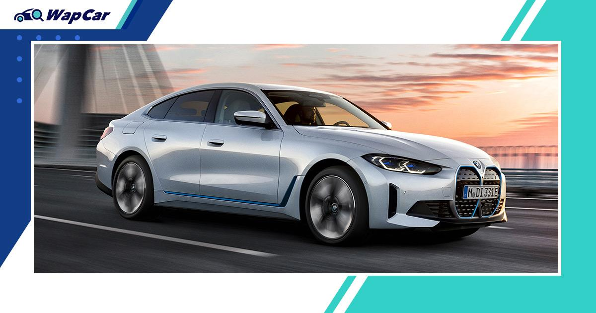 Malaysia-bound BMW i4 debuts with first all-electric BMW M performance model 01