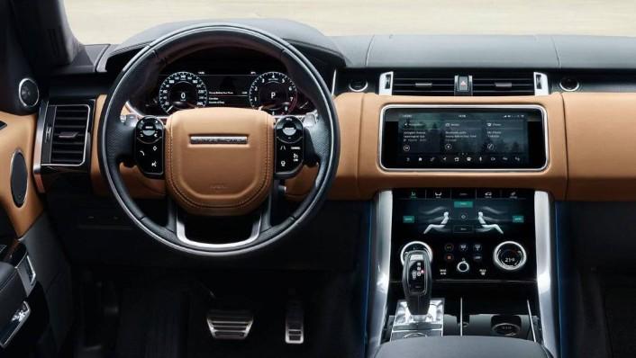 Land Rover Range Rover Sport (2017) Interior 003