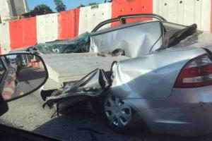 SUKE contractor and subcontractor fined RM 180,000 over crushed Proton Saga incident
