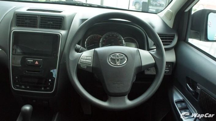 2019 Toyota Avanza 1.5S Interior 004