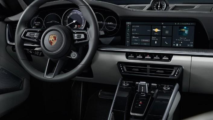 2019 Porsche 911 The new 911 Carrera Interior 002