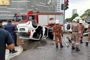 Pemandu Perodua Myvi akan didakwa hari ini