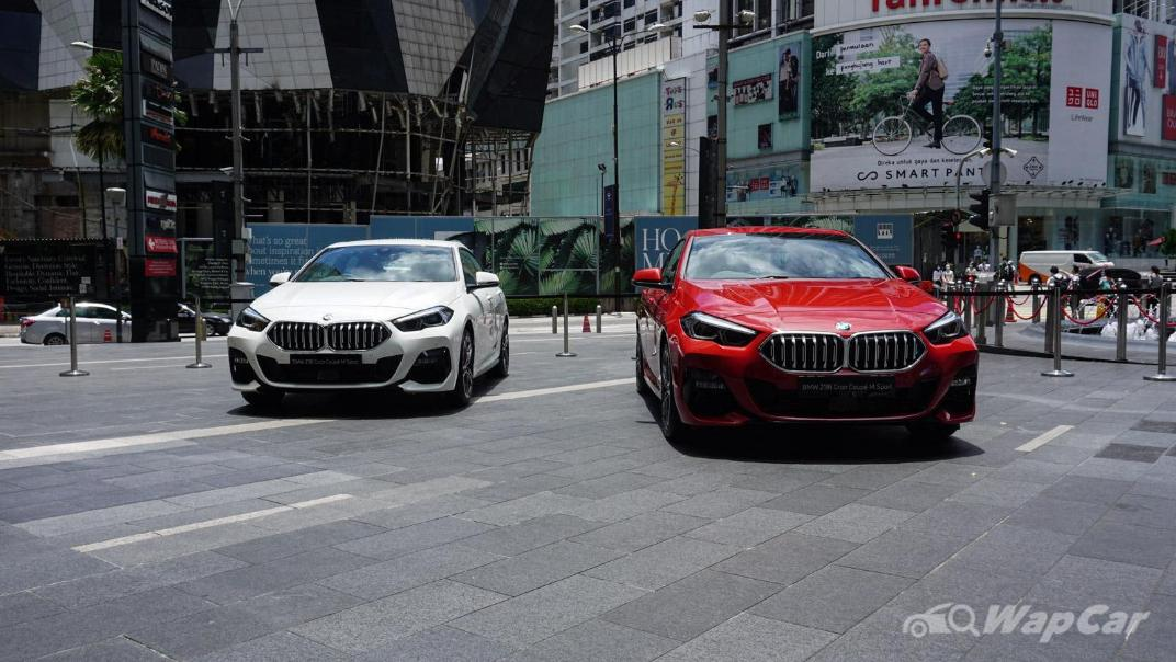 2020 BMW 2 Series 218i Gran Coupe Exterior 087