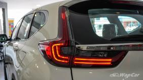 2021 Honda CR-V 1.5 TC-P 4WD Exterior 014