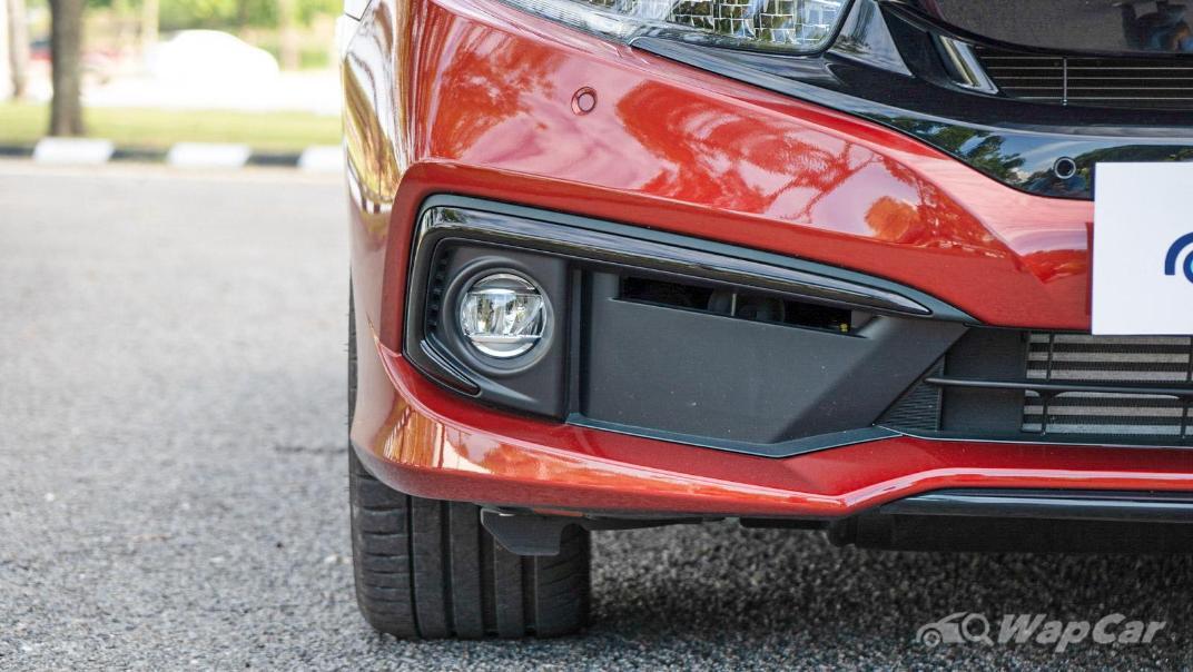 2020 Honda Civic 1.5 TC Premium Exterior 015